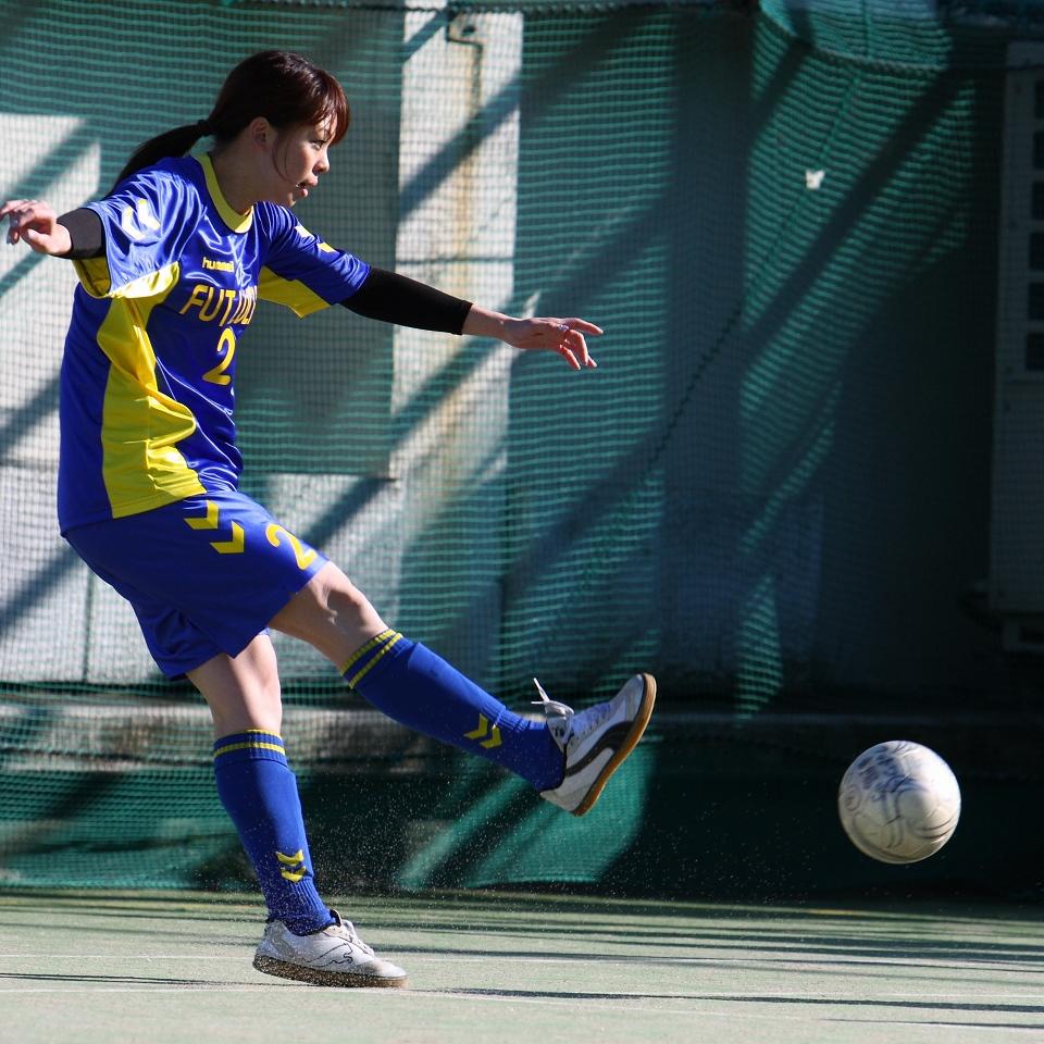 Futsal (レディースカップ大会in東陽町その1)_e0001789_155226.jpg