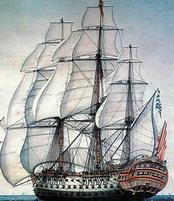 帆船戰艦史上最大的First-rate-特力尼達號_e0040579_3272478.jpg