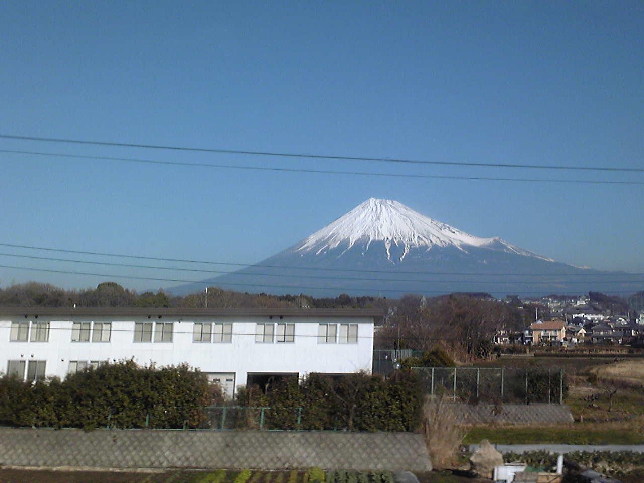今日の富士山!!_e0142585_1128395.jpg