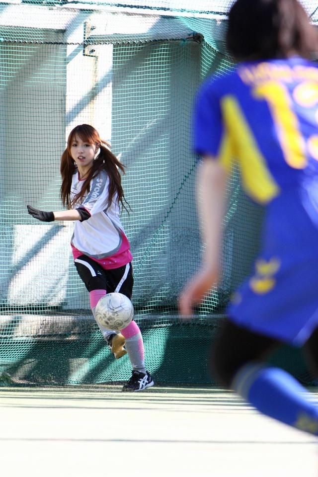 Futsal (レディースカップ大会in東陽町その2)_e0001789_0332575.jpg