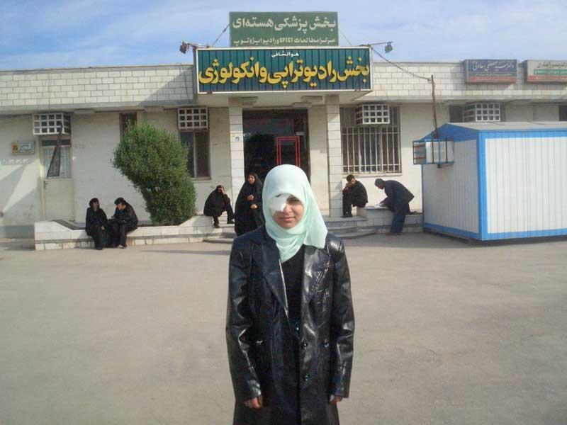 イランで闘病中のサブリーン_f0155297_10192862.jpg