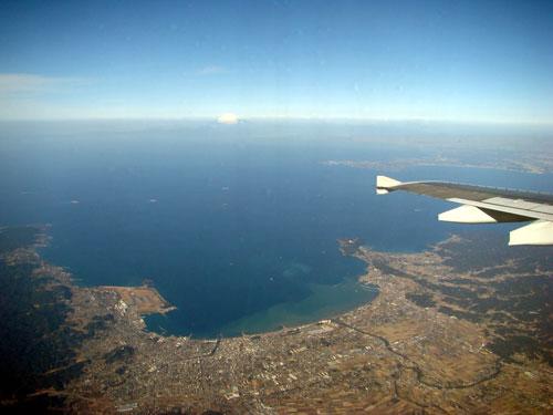 飛行機から_a0047200_1811746.jpg