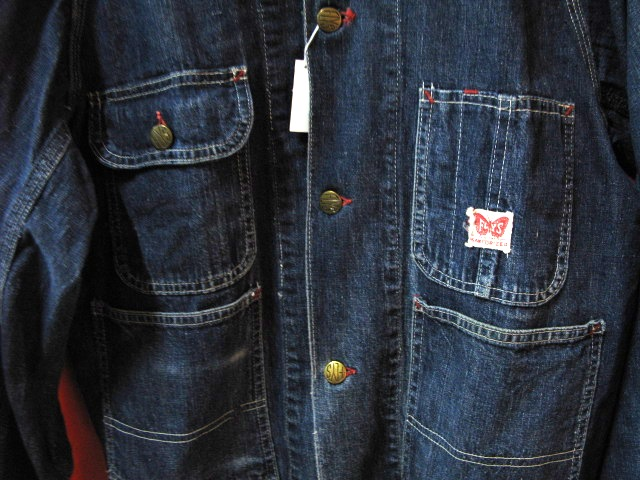 50'S FLY denim RAIL ROAD JKT!_c0144020_1411770.jpg