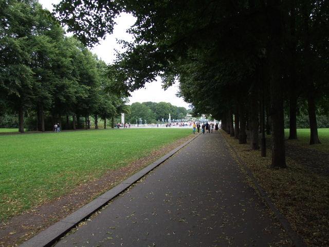 ノルウェー (38)   フログネル公園 その1_c0011649_9162447.jpg