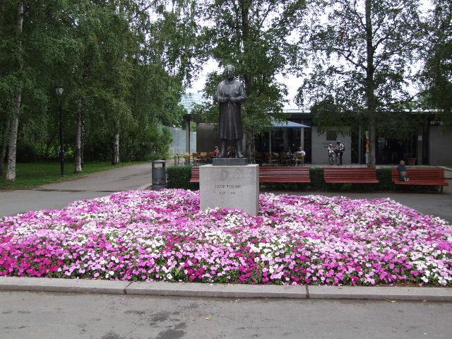ノルウェー (38)   フログネル公園 その1_c0011649_952697.jpg