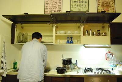 ヴェネツィアで短期滞在アパートを借りて自炊。_d0129786_15141870.jpg