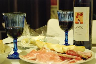 ヴェネツィアで短期滞在アパートを借りて自炊。_d0129786_15222871.jpg