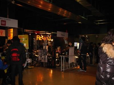 Rhythm & Drum Magazine Festival in 有明_b0144406_23586.jpg