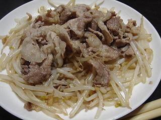 豚もやし炒め_c0025217_1804196.jpg