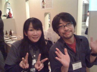 ●リメンバーしまね リアル交流会 in HIROSHIMA_a0033733_20552879.jpg