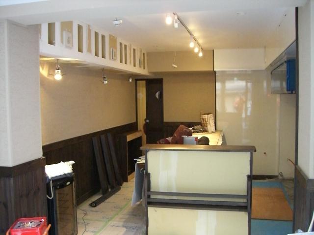 新店舗準備 3_f0187266_2241317.jpg