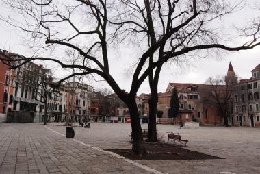 ヴェネツィアの讃岐うどんみたいなパスタ「Bigoli」_d0129786_1455831.jpg
