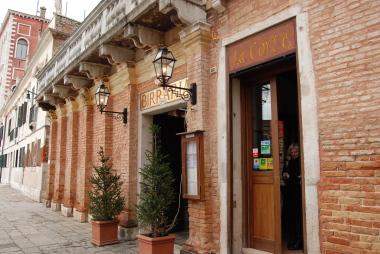 ヴェネツィアの讃岐うどんみたいなパスタ「Bigoli」_d0129786_15252636.jpg