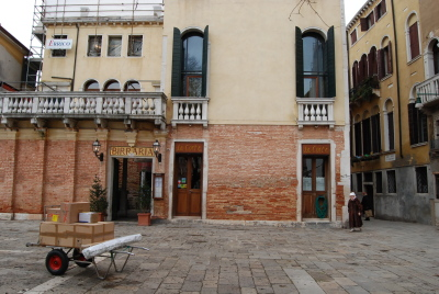 ヴェネツィアの讃岐うどんみたいなパスタ「Bigoli」_d0129786_165072.jpg