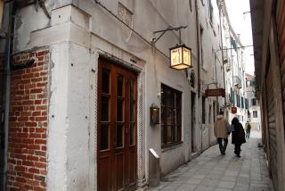 ヴェネツィアの讃岐うどんみたいなパスタ「Bigoli」_d0129786_174586.jpg
