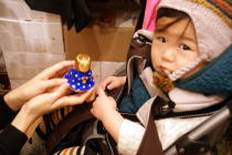 """秦朋子展""""Life is picnic""""@FEWMANY/高村自朗展-回顧展-seal!withフルートデュオ@ポラン_f0006713_23593264.jpg"""