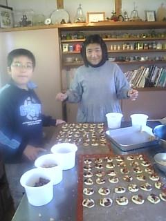 チョコレート作り!_c0140516_19565760.jpg