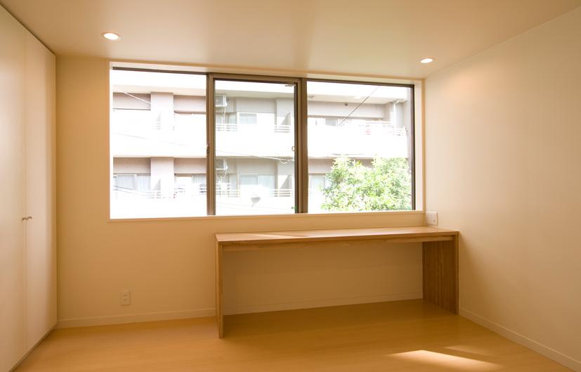 ライトコートの家 1 狭小住宅 建築家 シンプルなデザイン _e0127948_2318213.jpg