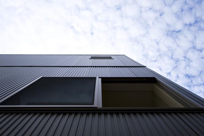 ライトコートの家 1 狭小住宅 建築家 シンプルなデザイン _e0127948_2335223.jpg