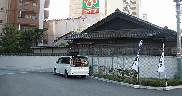 上本町の民家_f0139570_4513980.jpg