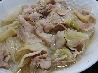 豚バラと白菜の重ね蒸し_c0025217_127205.jpg