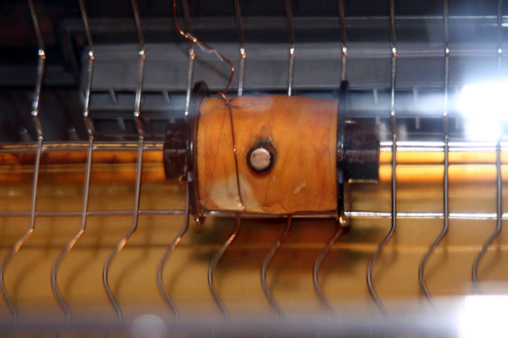 【特集】回転マグネトーを修理します!その③~KOBASオリジナル 『コイル巻き線機』を利用~_d0079522_947291.jpg