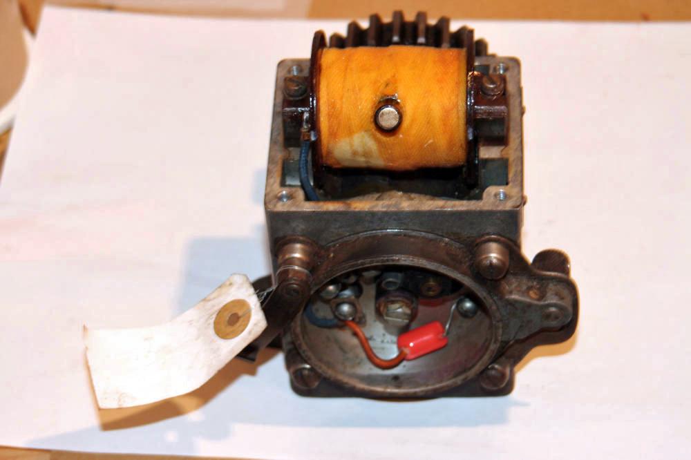 【特集】回転マグネトーを修理します!その③~KOBASオリジナル 『コイル巻き線機』を利用~_d0079522_950356.jpg
