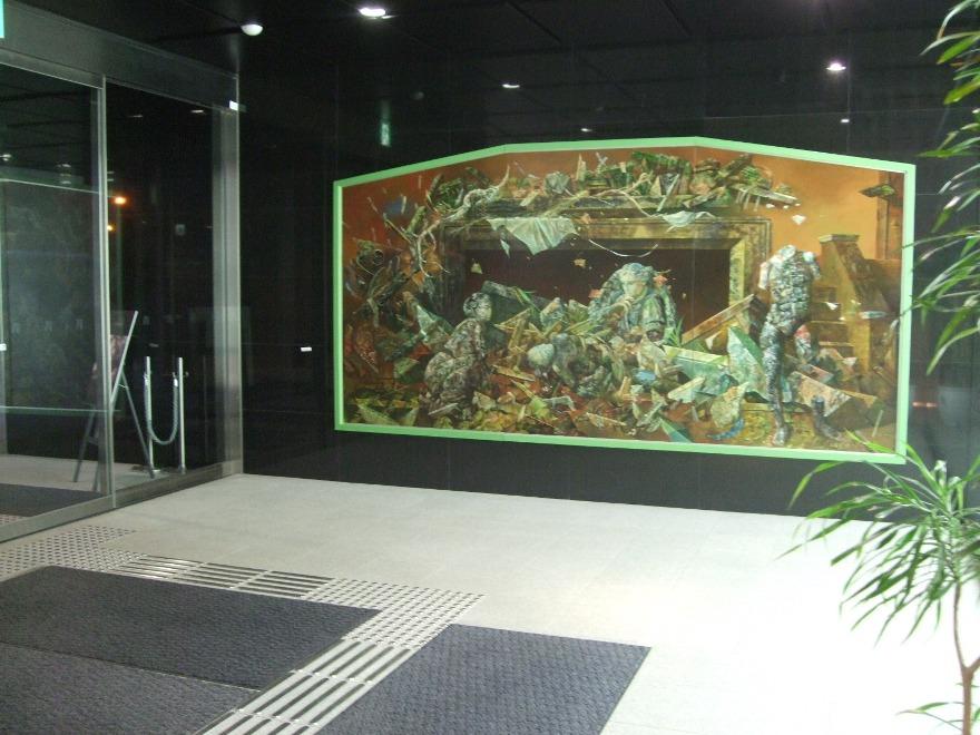 880) STVエントランス・ホール 「鈴木秀明・展」 1月12日(月)~2月1日(日)_f0126829_1120925.jpg