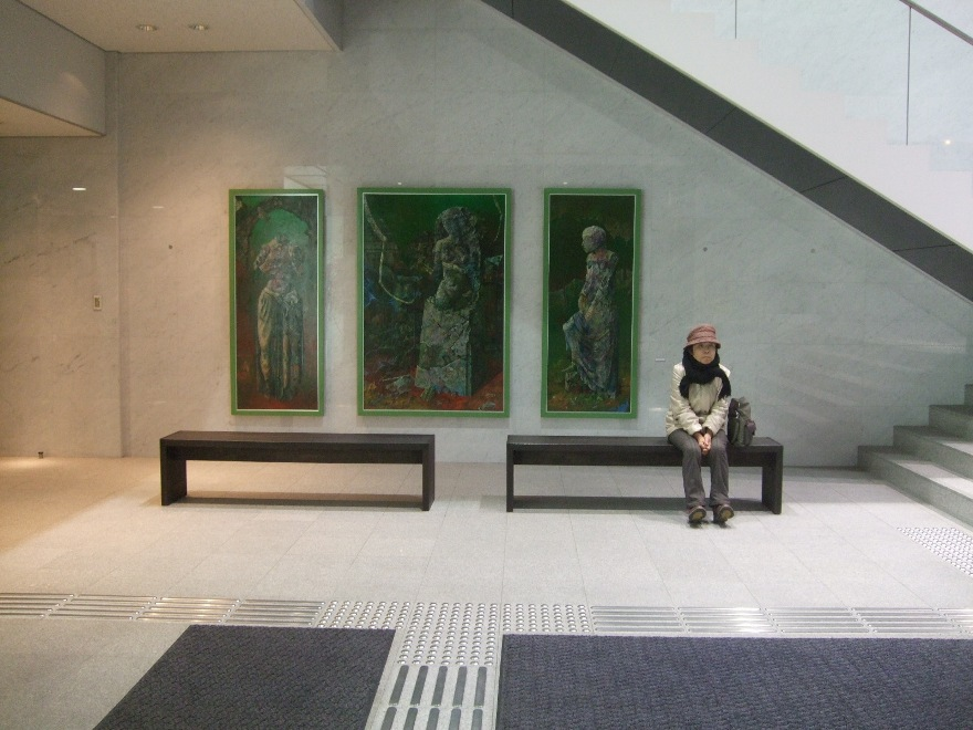 880) STVエントランス・ホール 「鈴木秀明・展」 1月12日(月)~2月1日(日)_f0126829_11211514.jpg