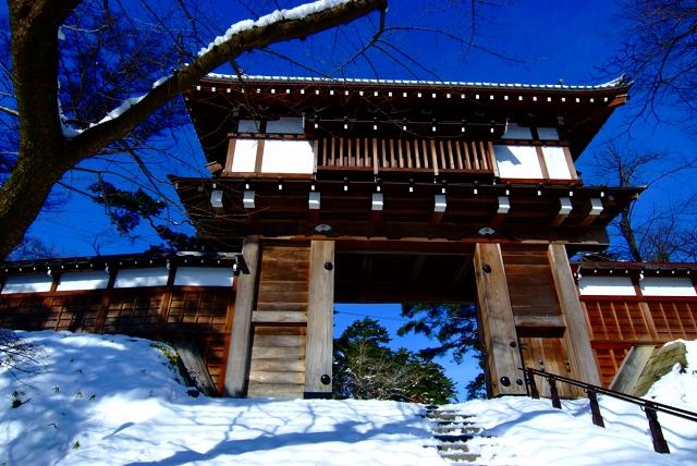 秋田千秋公園冬景色_f0050534_8143054.jpg