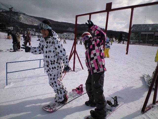 今日はアルツ磐梯スキー場_c0151965_17352156.jpg