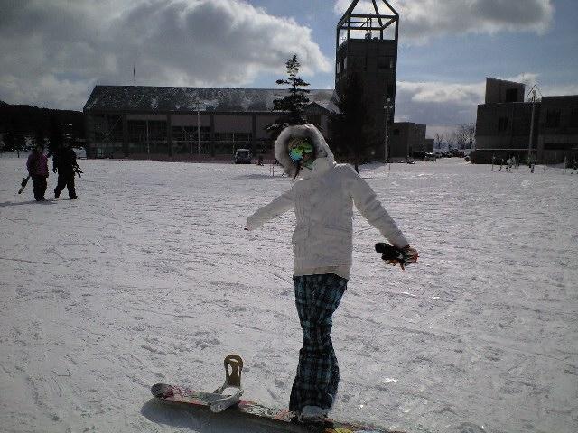 今日はアルツ磐梯スキー場_c0151965_17352190.jpg