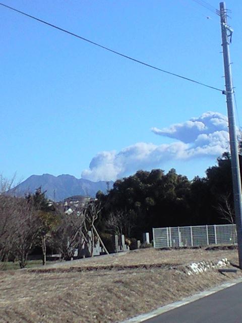 何が起こっているのか?浅間山も噴火、桜島も噴火_c0069483_15145273.jpg
