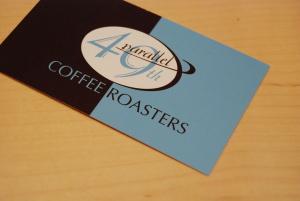 W.4th のカフェ。 「49th PARALLEL COFFEE ROASTERS」_d0129786_1610513.jpg