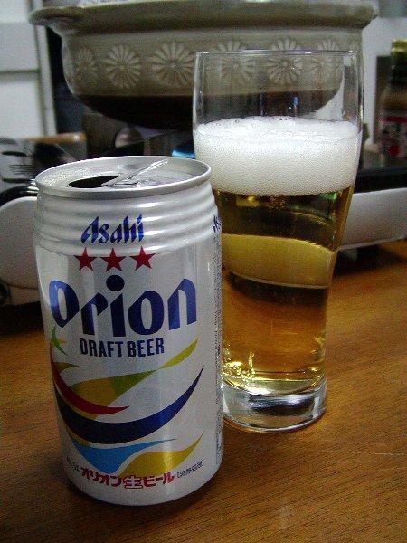 オリオンビール!_c0057390_22444189.jpg