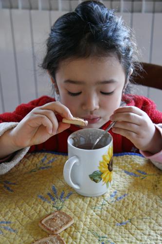 バッボの「甘い」ホットチョコレート_f0106597_19531222.jpg