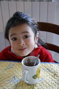 バッボの「甘い」ホットチョコレート_f0106597_1954535.jpg