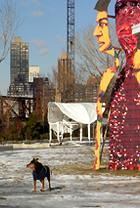 クイーンズにあるアート公園 Socrates Sculpture Park _b0007805_8533714.jpg