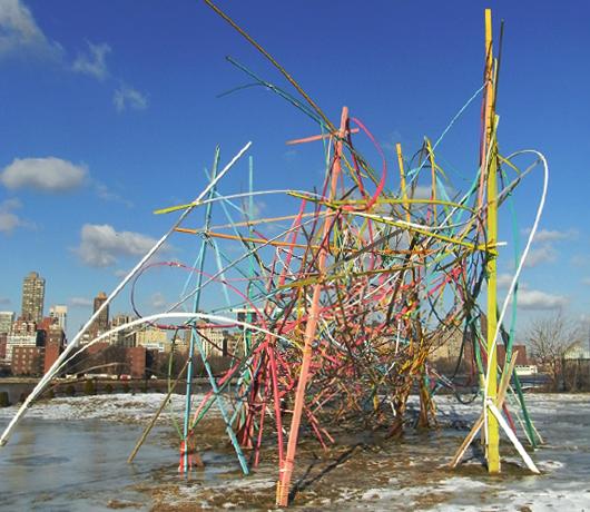 クイーンズにあるアート公園 Socrates Sculpture Park _b0007805_914698.jpg