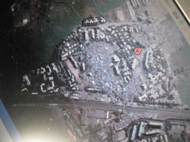 森美術館「チャロー!インディア」ジャスティン・ポンマニの写真をgoogle MAPで読み解く ②_e0091712_72376.jpg