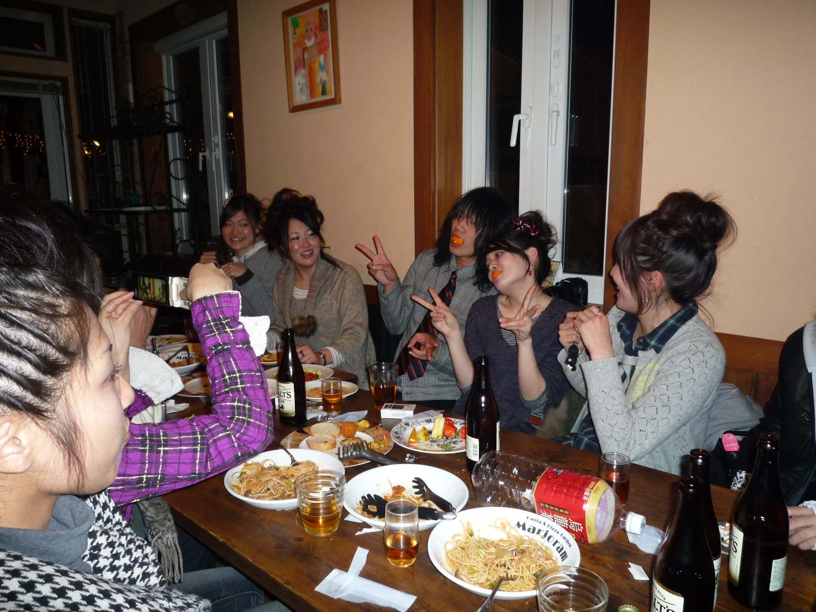 成人式 54名様 【Chef's Report】_f0111415_220405.jpg