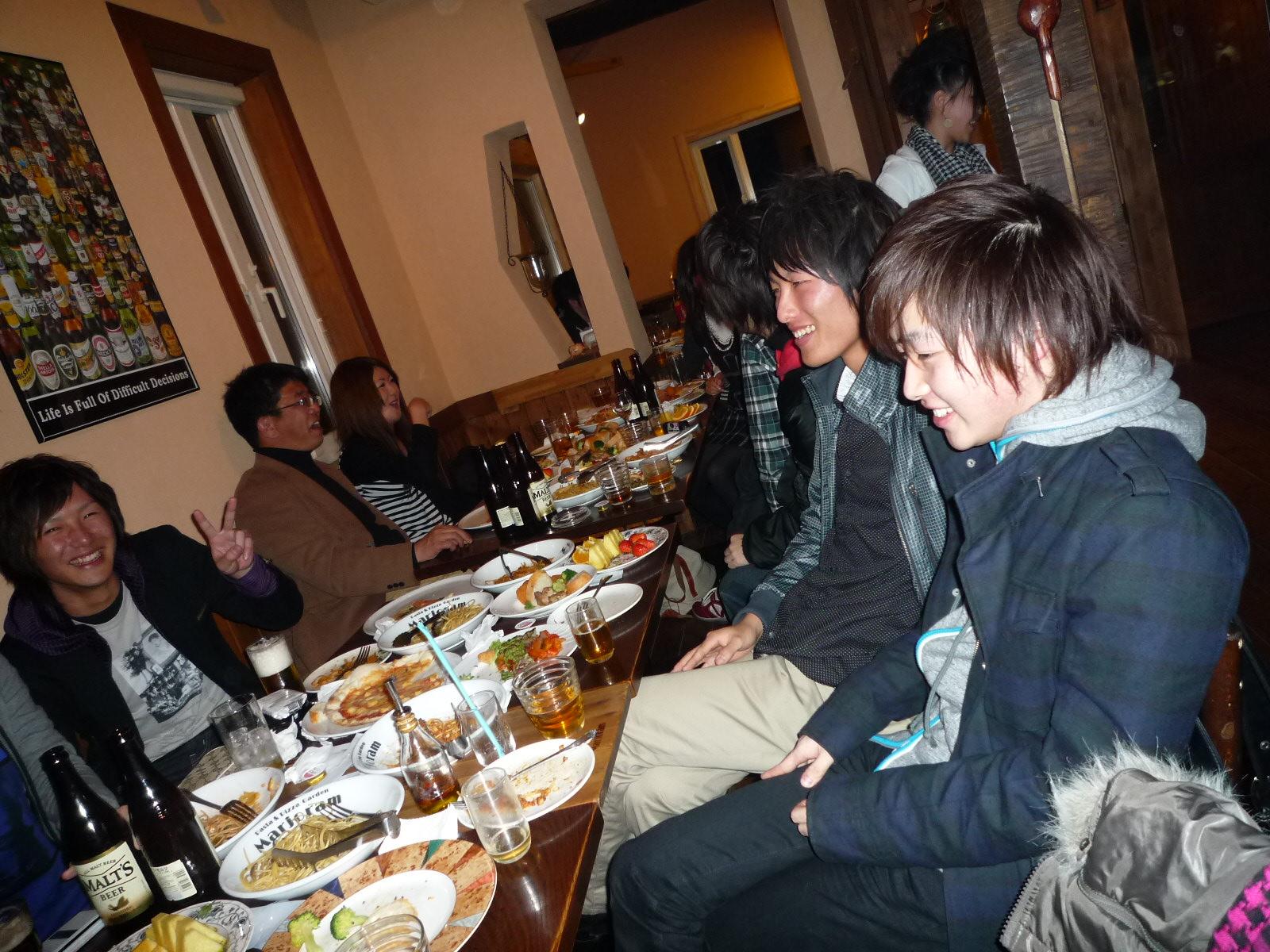 成人式 54名様 【Chef's Report】_f0111415_2205216.jpg