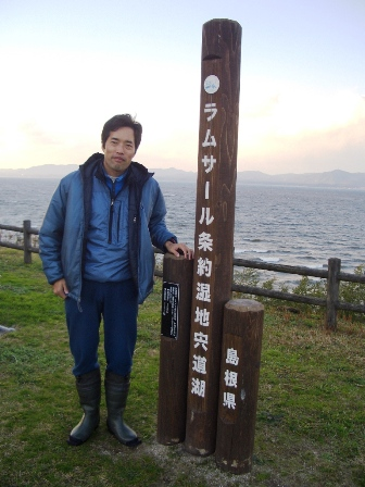 宍道湖のシジミについて_c0060075_14275583.jpg