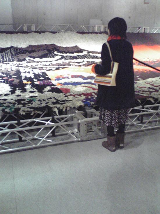 町田尚子さんと国立科学博物館へ行く。_f0171840_16261815.jpg