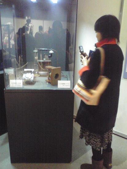 町田尚子さんと国立科学博物館へ行く。_f0171840_16564441.jpg