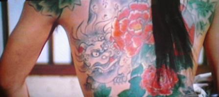 『花と怒濤』主演:久保菜穂子(監督:鈴木清順)_f0134963_18462348.jpg