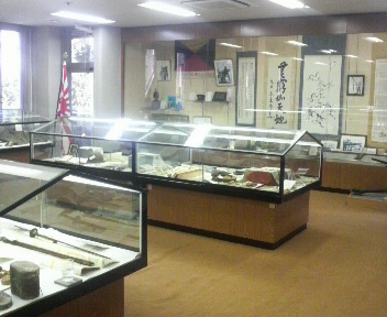 愛知平和記念館展示室_e0063268_22251935.jpg