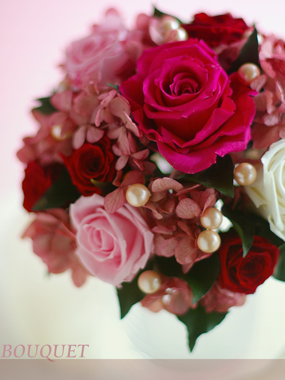 ◆Wedding Bouquet Lesson◆_b0111306_22333274.jpg