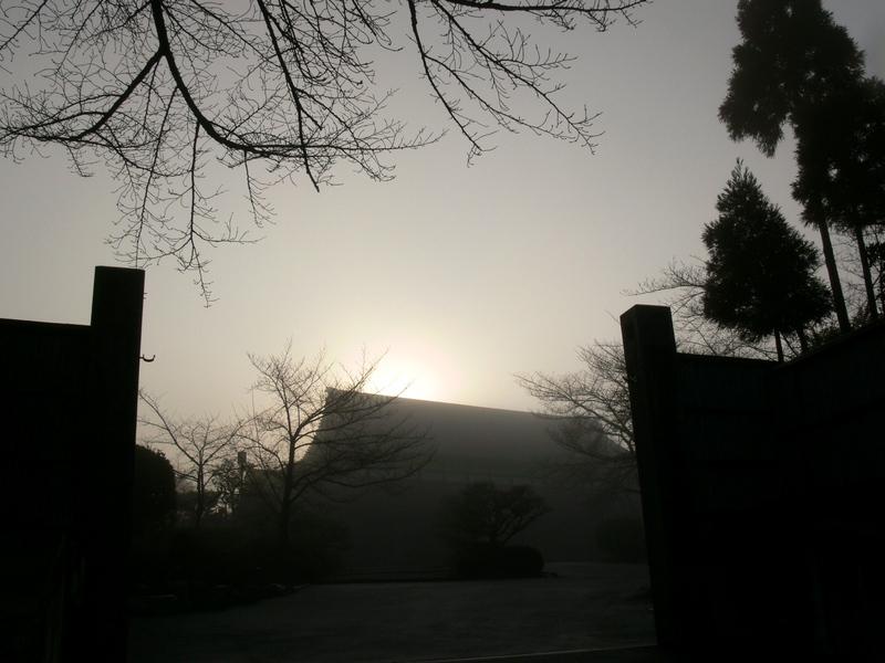 「京都・大亀谷・霧の朝」_d0133024_10122582.jpg