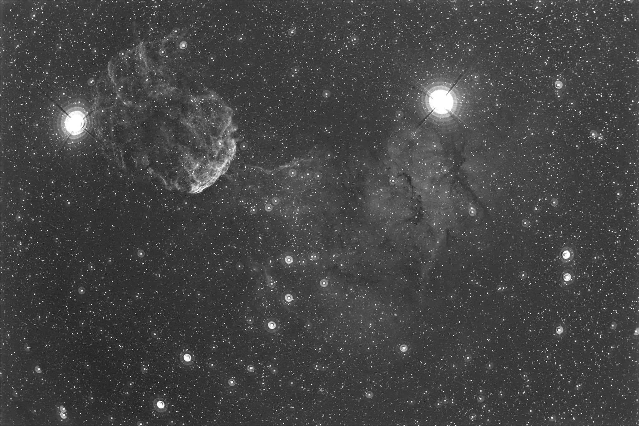 冬のくらげ星雲IC443 付近_c0061727_1947316.jpg